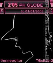 Ryoma ver.2 Theme es el tema de pantalla