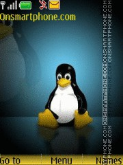 Penguin by RIMA39 theme screenshot