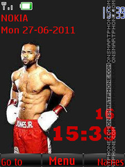 Roy Jones Jr. By ROMB39 theme screenshot