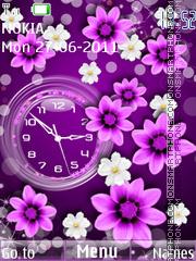 Florets theme screenshot