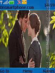 Jane Eyre theme screenshot