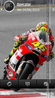 Valentino46 theme screenshot