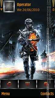 BF3 theme screenshot