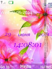 Flers theme screenshot