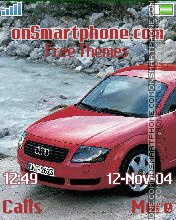 My Audi tema screenshot