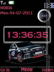 Audi Super By ROMB39 theme screenshot
