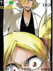 Скриншот темы Capitans 110 by Mimiko