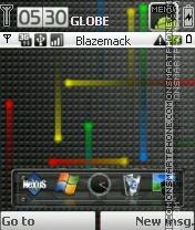 Nexus one es el tema de pantalla