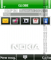 Ovi nokia theme screenshot