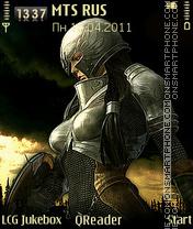 Epica theme screenshot
