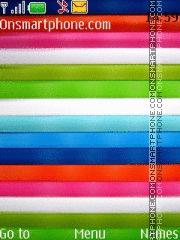 Colourfull 01 theme screenshot