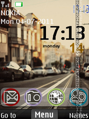 Nice View 08 theme screenshot
