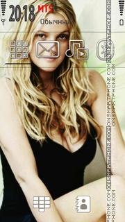 Drew Barrymore 14 theme screenshot