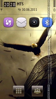 Getup tema screenshot