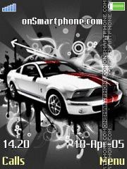 Mustang tema screenshot