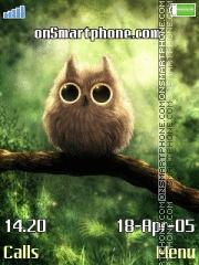 Owl es el tema de pantalla