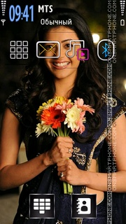 Kajal Agarwal 03 theme screenshot