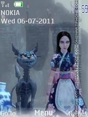 Alice:Madness Returns es el tema de pantalla