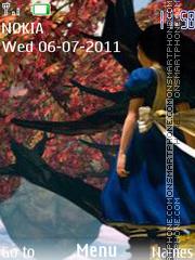 Alice:MR theme screenshot