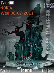 Alice: MR-night theme screenshot