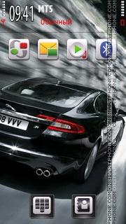 Jaguar 08 theme screenshot