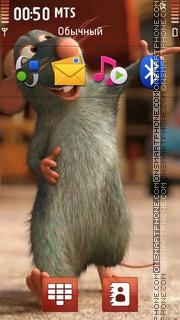 Скриншот темы Ratatouille 03
