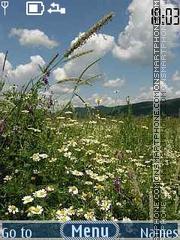 Beautiful Landscapes of nature theme screenshot
