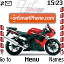 Motogp es el tema de pantalla
