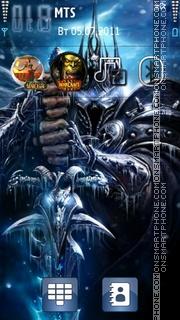 World Of Warcraft 11 es el tema de pantalla