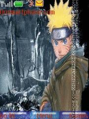 Скриншот темы The Ultimate Naruto