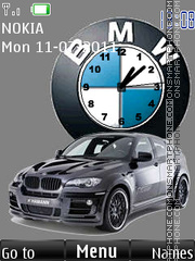 BMW Super Auto By ROMB39 theme screenshot