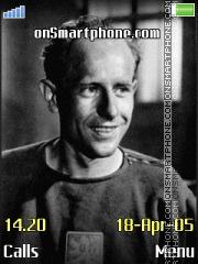 Emil Zatopek es el tema de pantalla