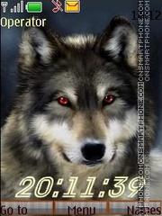 Wolf swf theme screenshot