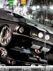 Mustang 29 tema screenshot