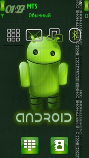 Android 04 tema screenshot