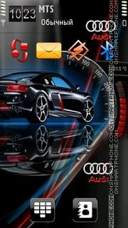Audi 22 theme screenshot