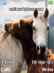 Horses es el tema de pantalla