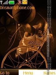 Legendary Jordan 01 theme screenshot