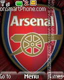 Arsenal FC Theme-Screenshot