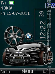 BMW x9 By ROMB39 theme screenshot