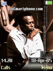 Miles Davis es el tema de pantalla