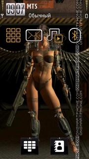 Fantasy2 01 theme screenshot