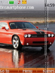 Dodge Challenger SRT8 02 theme screenshot