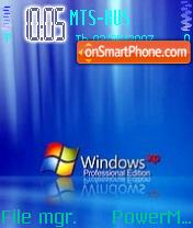 XP theme screenshot