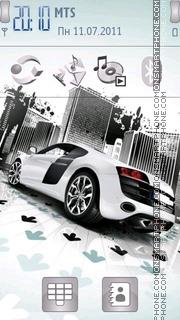 Audi R8 30 Theme-Screenshot