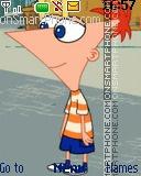 Phineas Flynn! es el tema de pantalla