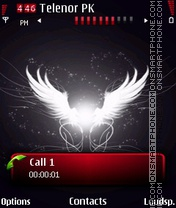 Wings laxxus theme screenshot
