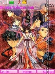 Anime Heroes es el tema de pantalla