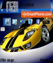 Auto 02 theme screenshot