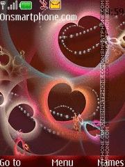 Love Abstract 03 theme screenshot